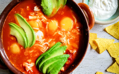 Huevos Rancheros, Mexicansk ægge ret